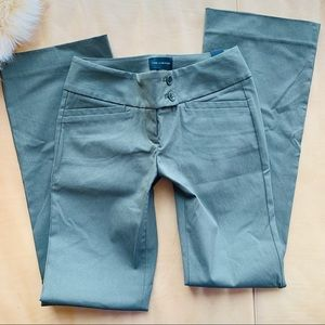 "NWT! The Limited ""Drew Fit"" olive green pants SZ 0"